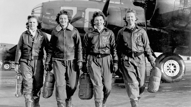 Women Airforce Service Pilots video